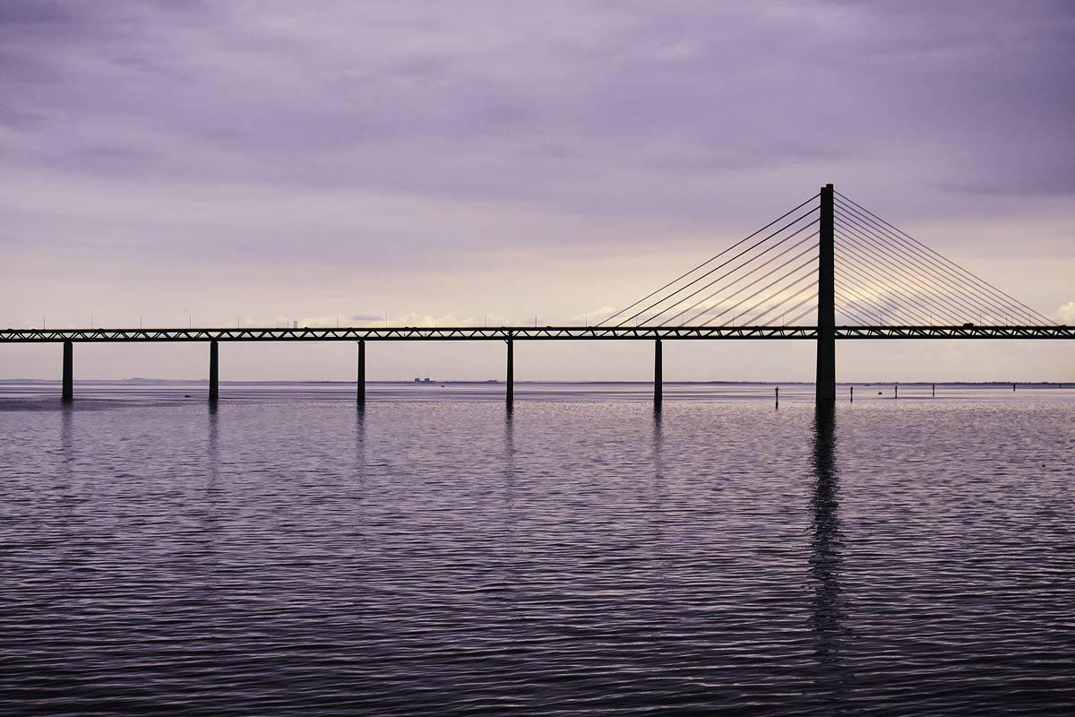 Öresundsbron i Malmö